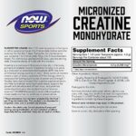 MICRONIZED CREATINE MONOHYDRATE 500g PURE