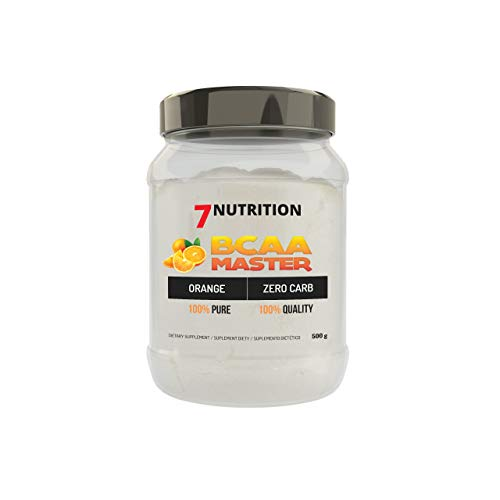 7Nutrition BCAA Master 500 g / Orange