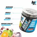 BPI Sports Supplément sportif de créatine 50 portions Punch aux fruits