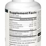Source Naturals – Glucosamine Chondroà¯tine Complex avec MSM 120 Comprimés