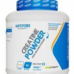 Iafstore Supplements Creapure Qualité Créatine Poudre Orange 1 Unité