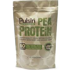 mest fett med proteinpulver