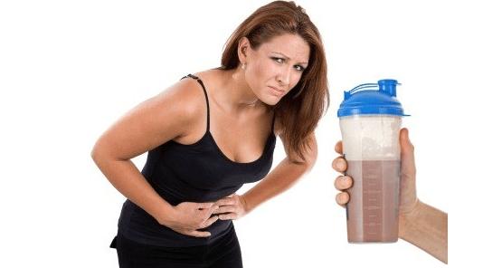 proteinpulver og bivirkninger