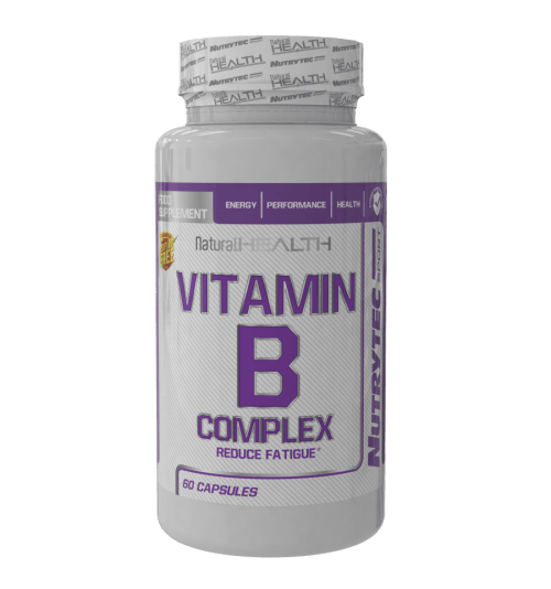 Vitamina B complex de Natural Health