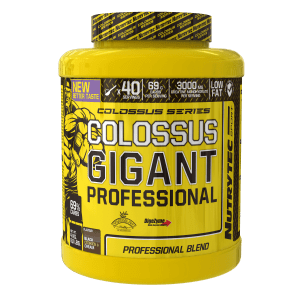 Colossus Gigant Profesional 4 kg