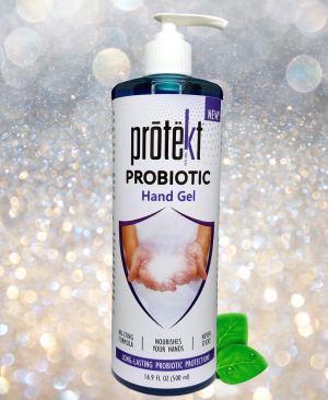 Protekt Probiotic Hand Gel