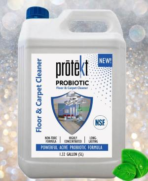Protekt Probiotic Floor and Carpet Cleaner Commercial Size Photo
