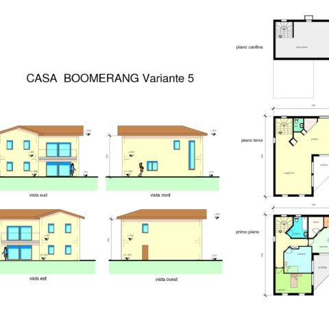 Casa Boomerang