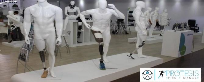 Prótesis Transfemoral (de pierna)