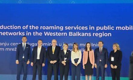 Ballkanit Perëndimor nuk do të paguajnë roaming, ja vendimi