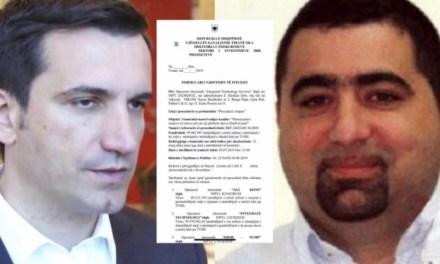 Veliaj i jep Klodian Zotos tenderin 100 milionë lekësh- PD publikon dokumentet
