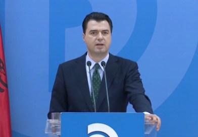 Lulzim Basha: Në mandatin e parë qeverisës do rrisim rrogën minimale në 400 euro