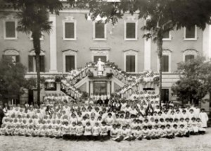 Foto Orfanelli anni 30 - Fondazione Protettorato di San Giuseppe