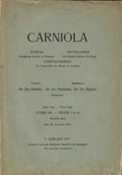 Carniola