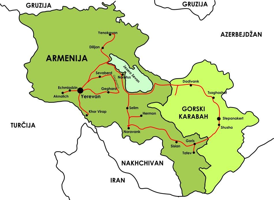 Pot Armenija