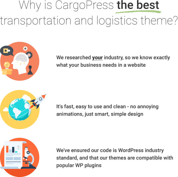 Why is CargoPress the best