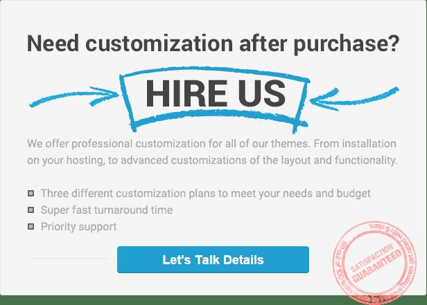 ProteusThemes professional customization buildpress - customization - BuildPress — Construction Business WP Theme v2.1.0 (2015-03-17)