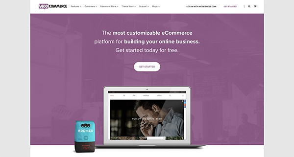 the most customizable eCommerce platform for building your online business