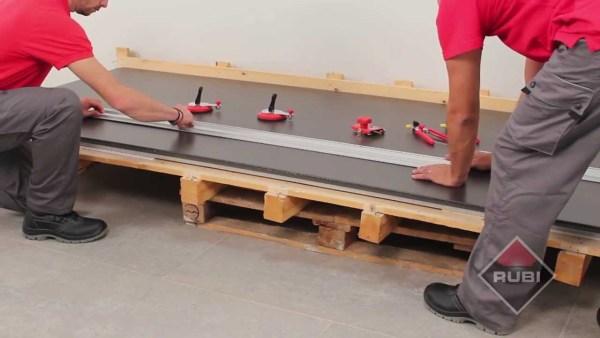 Rubi Slim System Manual Tile Cutter XXL Tiles