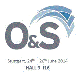 O&S. International trade fair for surface treatments & coatings, dal 24 al 26 Giugno 2014, Stoccarda