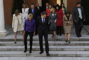 SPAIN-POLITICS-GOVERNMENT-MINISTERS