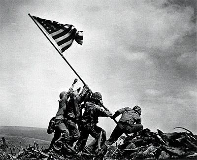 Héroes de Iwo Jima