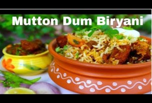 Fastest Dum Mutton Biryani Recipe in Urdu/Hindi