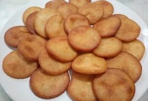 Meethi Tikiyan, Rajab k kondy Flour Biscuit Urdu / Hindi