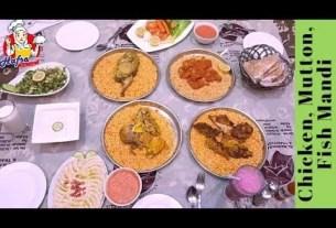 ZAM ZAM Mandi | Dubai Street Food | Arabic Dishes or Food
