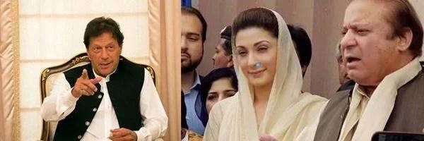 Nawaz Sharif Out