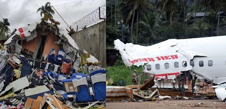 Air India flight IX-1344