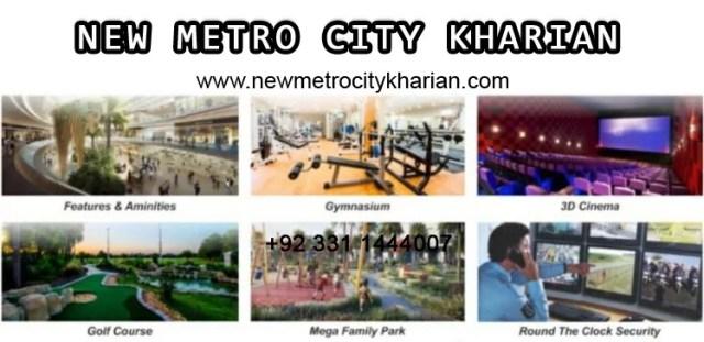 NEW METRO CITY