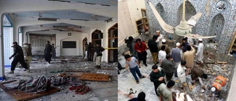 Peshawar blast