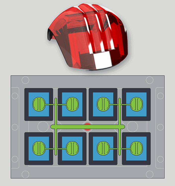 Plastic Boss Design on Molded Parts | FutureLab3D
