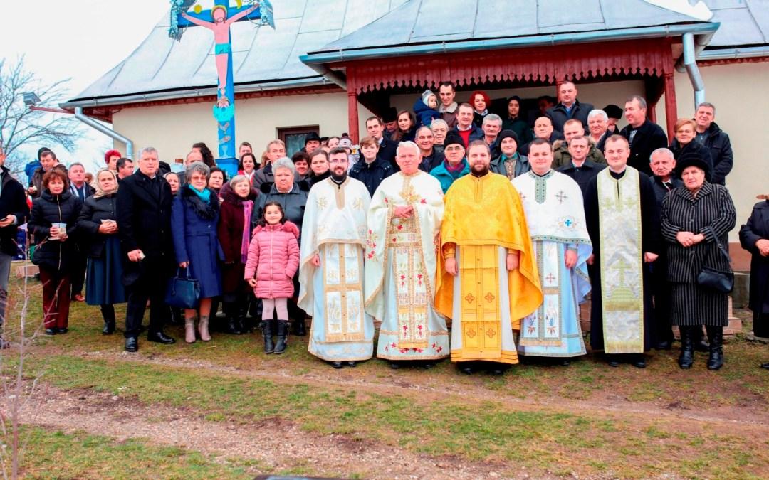 Preot nou la Mihăești