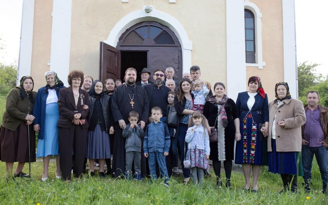 Slujire în Filia Văleni