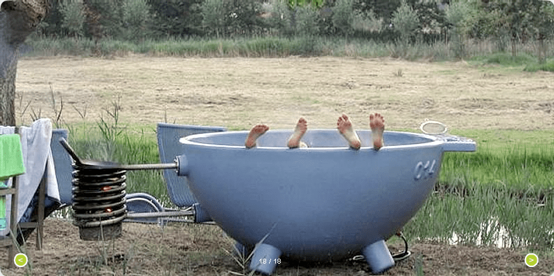 The Dutch Tub