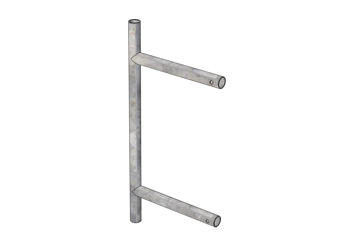 Stand Off Brackets For Microwave Radio Towers