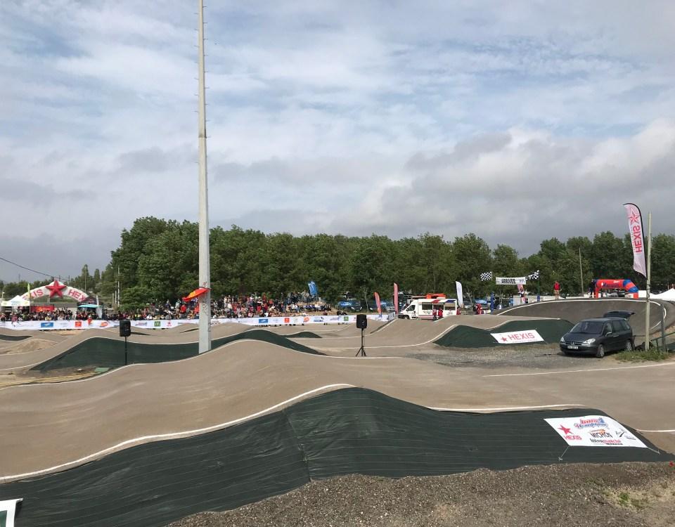BMX Frontignan - Mode compétition