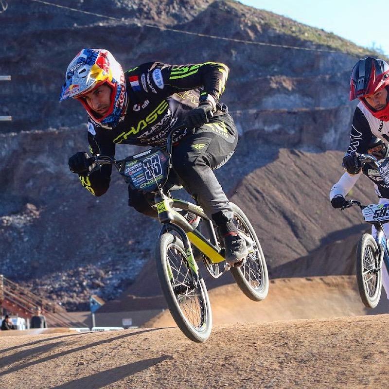 Joris Daudet - 2019 USA BMX - ROUND 1