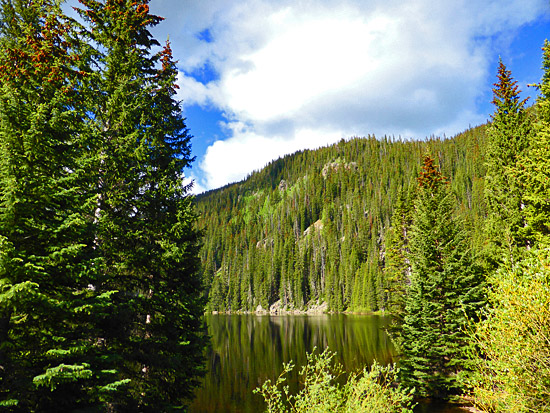 Image result for hiking beaver creek lake