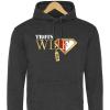"""Feyenoord hoodie """"Trots wijf"""""""