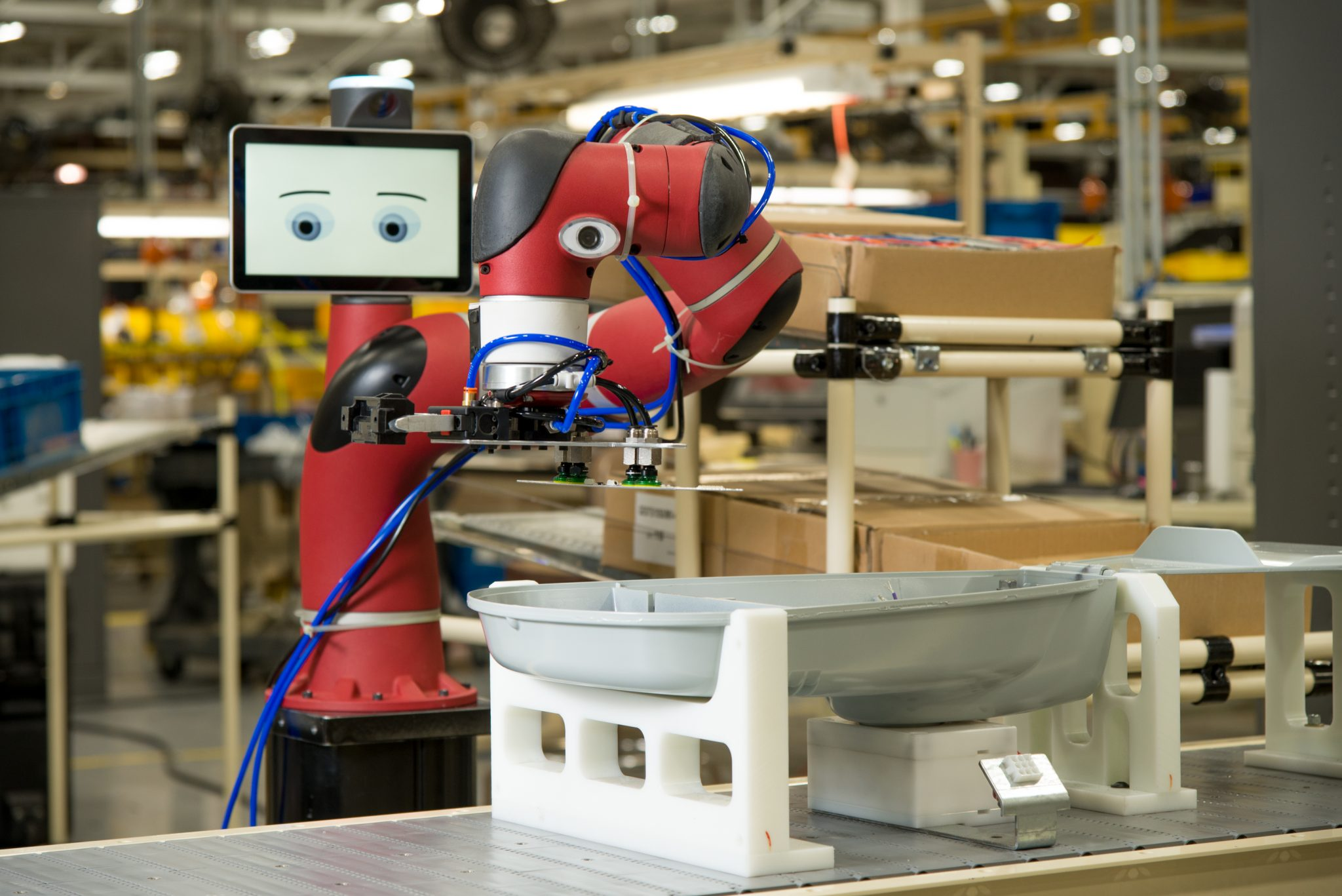 Sawyer collaborative robots