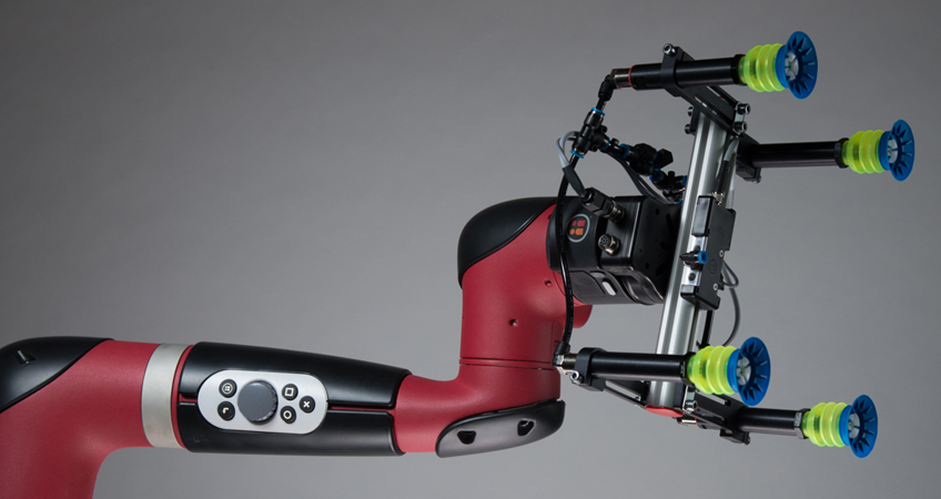 ClickSmart gripper kits for Sawyer cobots