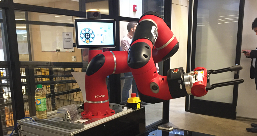 Sawyer collaborative robot