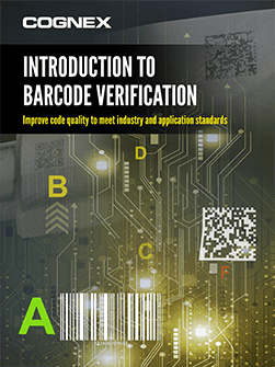 Intro to Barcode Verification Whitepaper