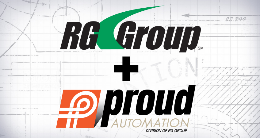 Proud Automation Joins the RG Group