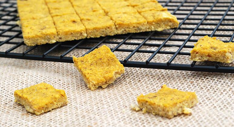 Banana Bread Soft Chew Dog Treat Recipe Proud Dog Mom