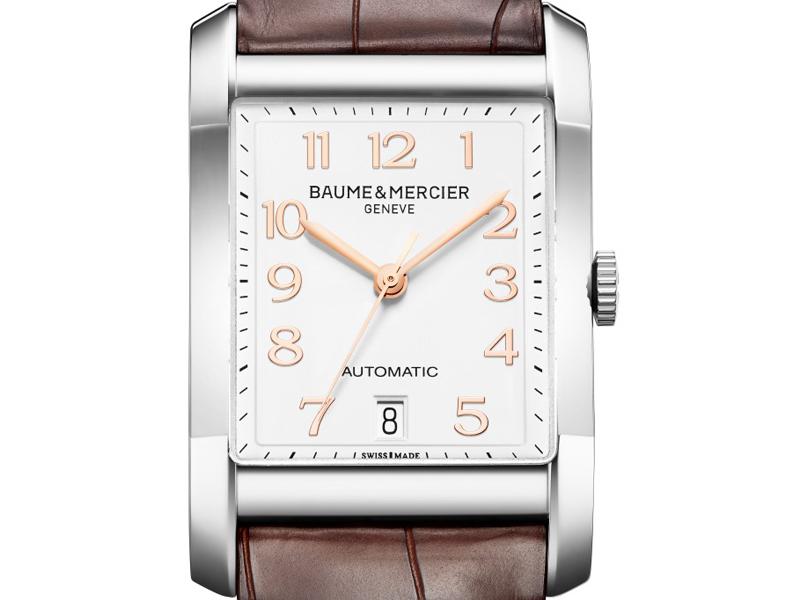 baume  mercier luxus modell uhr uhren