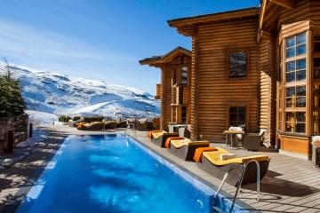 Das Vier Sterne Plus Hotel Ameron In Davos Ist Eine Oase